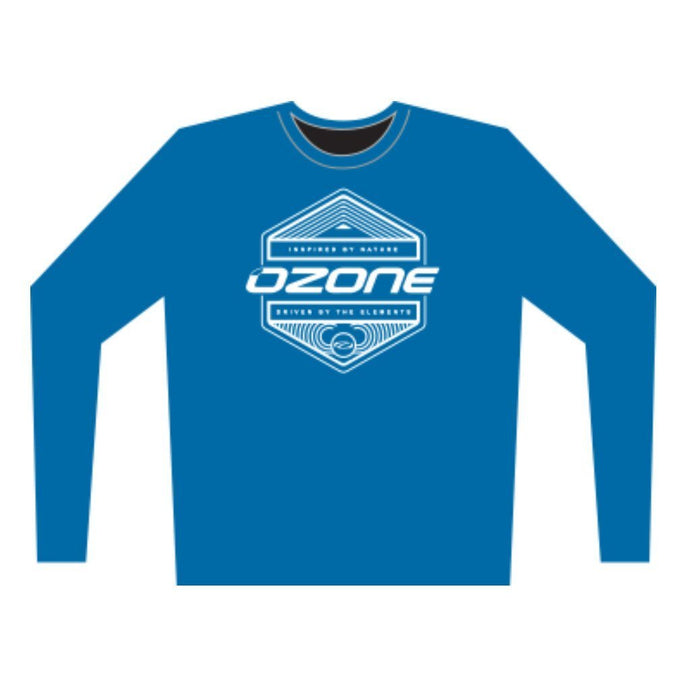 Ozone Tech Shirt Long Sleeve