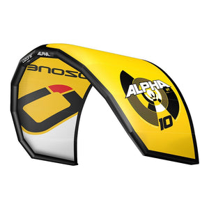 Ozone Alpha V1 yellow new for 2020
