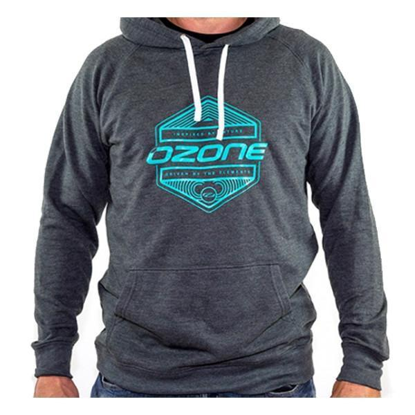 Ozone Hoody - No Zip Hooded Top