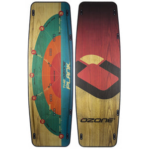 Ozone The Plank V1 School Kiteboard Complete
