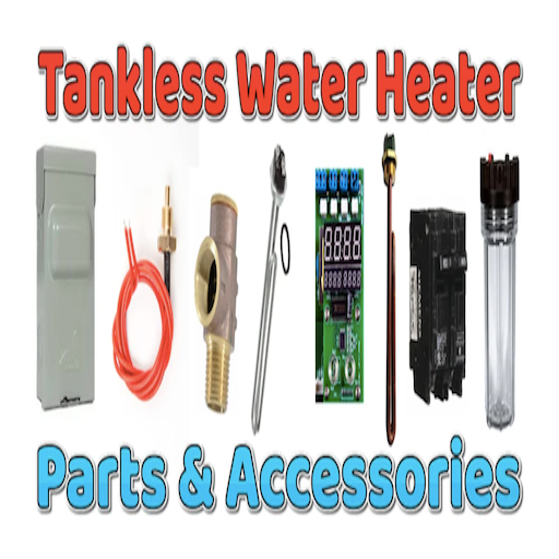 WATER HEATER, PARTS & ACCESSORIES