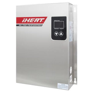 iHEAT, Electric Tankless Water Heater, Model AHS18D, 18 KW - 240 Volts - 75 Amps