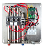 iHEAT, Electric Tankless Water Heater, Model AHS24D, 24 KW - 240 Volts - 100 Amps