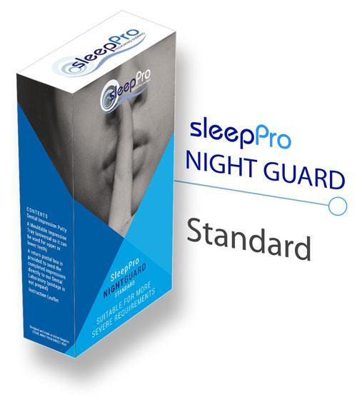 sleepPro Night Guard Range