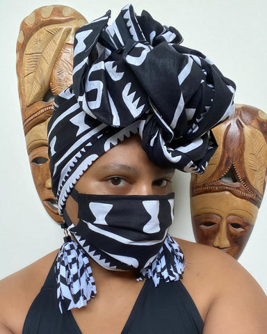 Obstacles Guardian Wrap & Mask Set