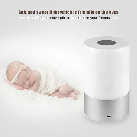 LED Touch Sensor Table Lamp
