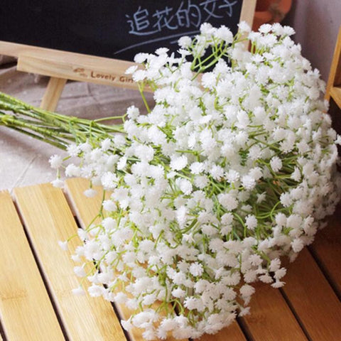 Artificial Gypsophila Flower Bouquet
