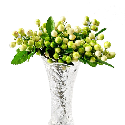 Artificial Blueberries Decorative Plant