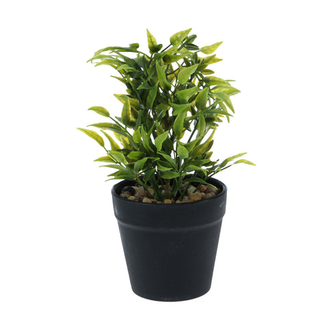 Artificial Bonsai Plant with Pot
