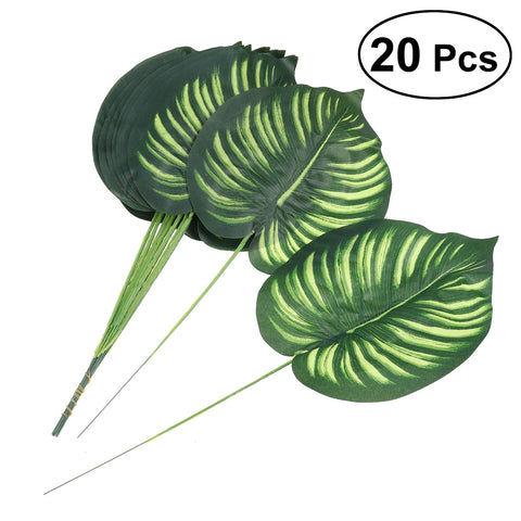 Watermelon Leaves Artificial Plant