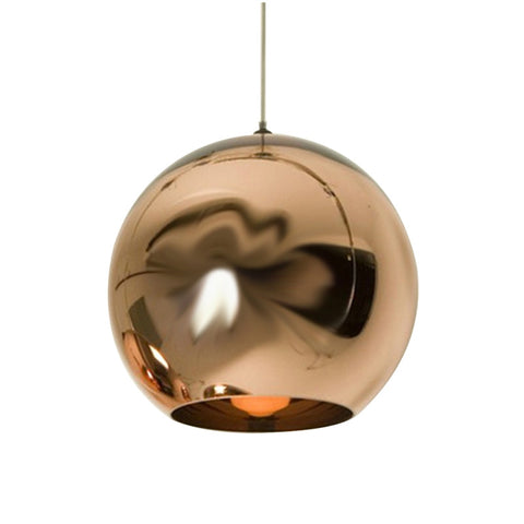 Electroplate Ball Pendant Lights