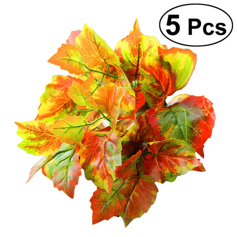 Decorative Artificial Maple Leaf