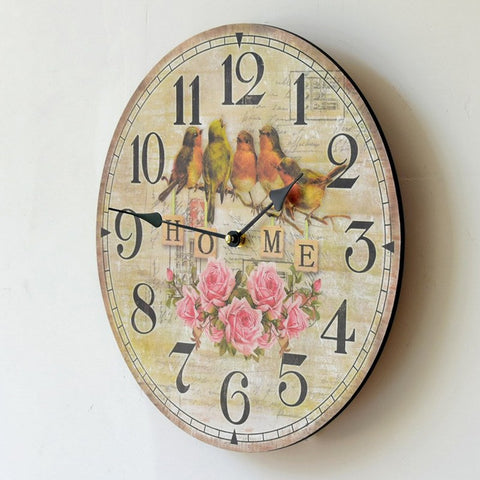 Beautiful Hanging Wall Clock