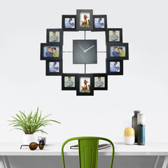 Photo Frame Fashion Clock