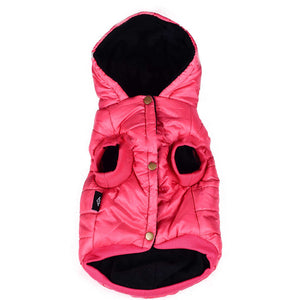 Kuoser Waterproof Outdoor Cotton Thickened Soft Fleece Lining Coat Dog Vest In Winter