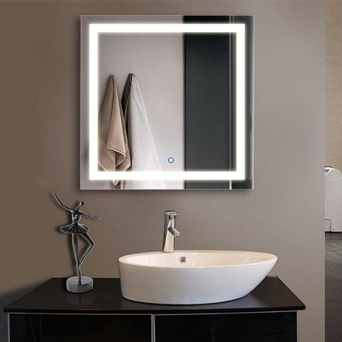MR000002 - Framless Border lite Mirror
