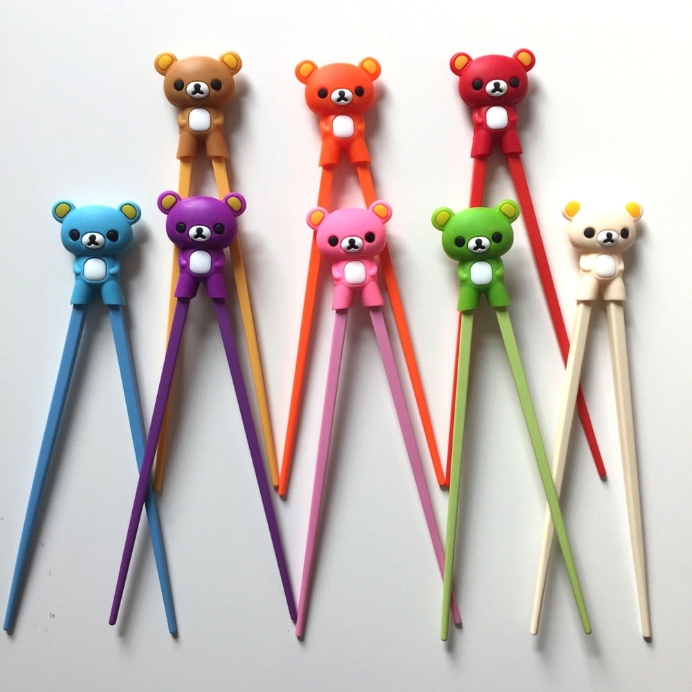 Children's Bear Training Chopsticks