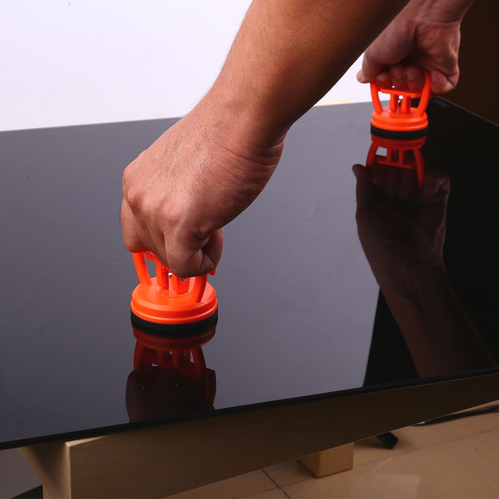 Portable Suction Cup Lifters - Orange