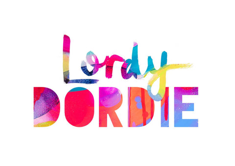 Lordy Dordie Collaborates with Yoga Mat Brand Yogat