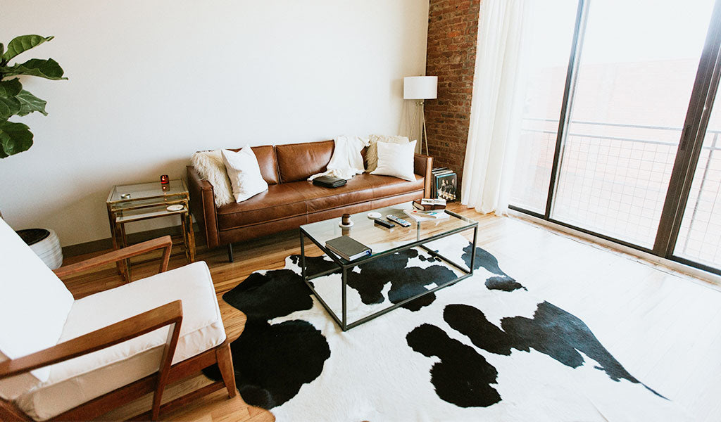 Are Cowhide Rugs In Style?