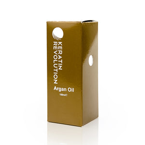 Keratin Revolution Argan Oil 100ml