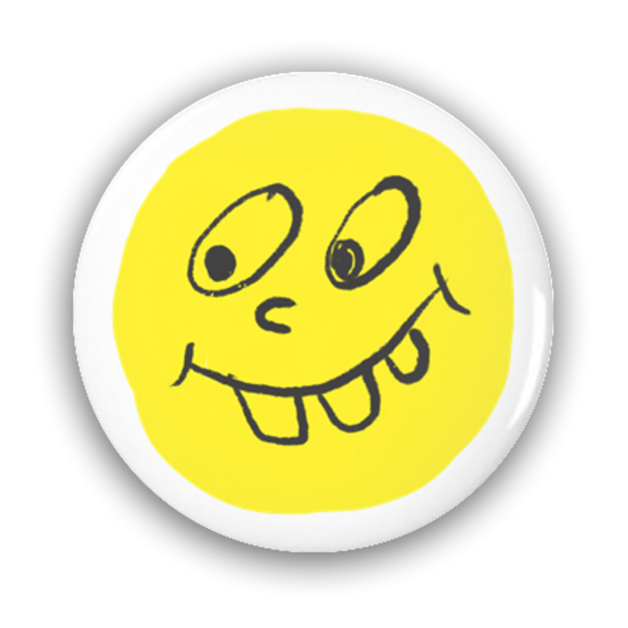FABLAB Emoji Pin-Back Buttons (set of 2) | FABLAB AB
