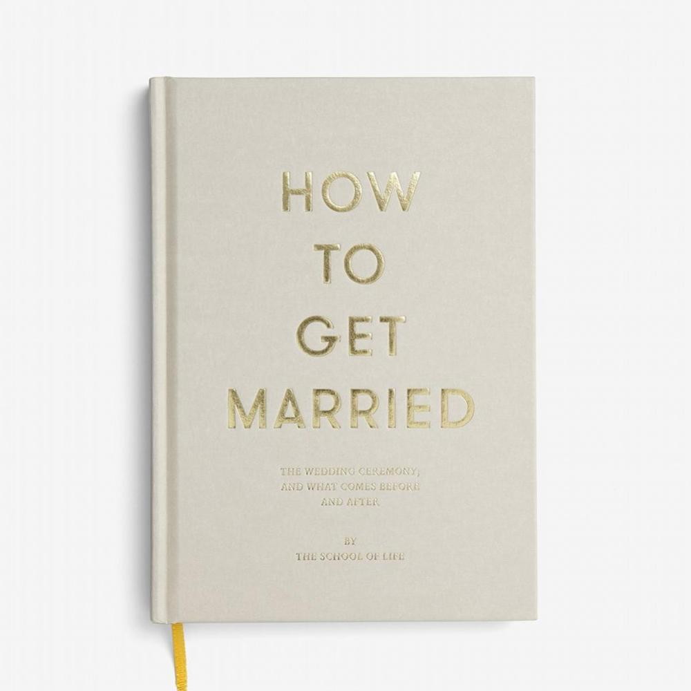 How to Get Married - The School of Life | FABLAB AB