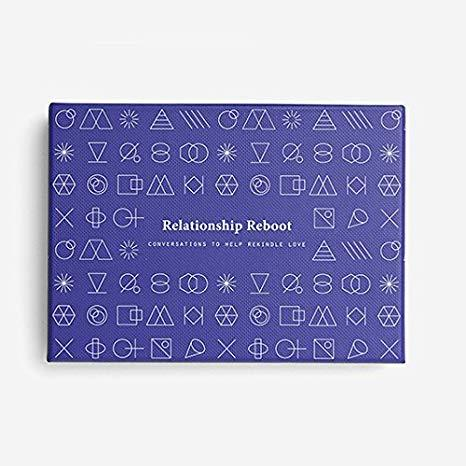 Relationship Reboot Cards - The School of Life