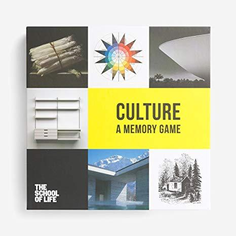 Culture: A Memory Card Game - The School of Life | FABLAB AB