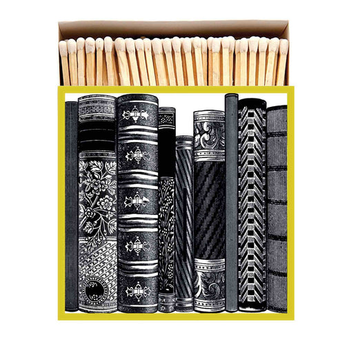 Luxury Matchboxes Square - Books - The Archivist Gallery | FABLAB AB