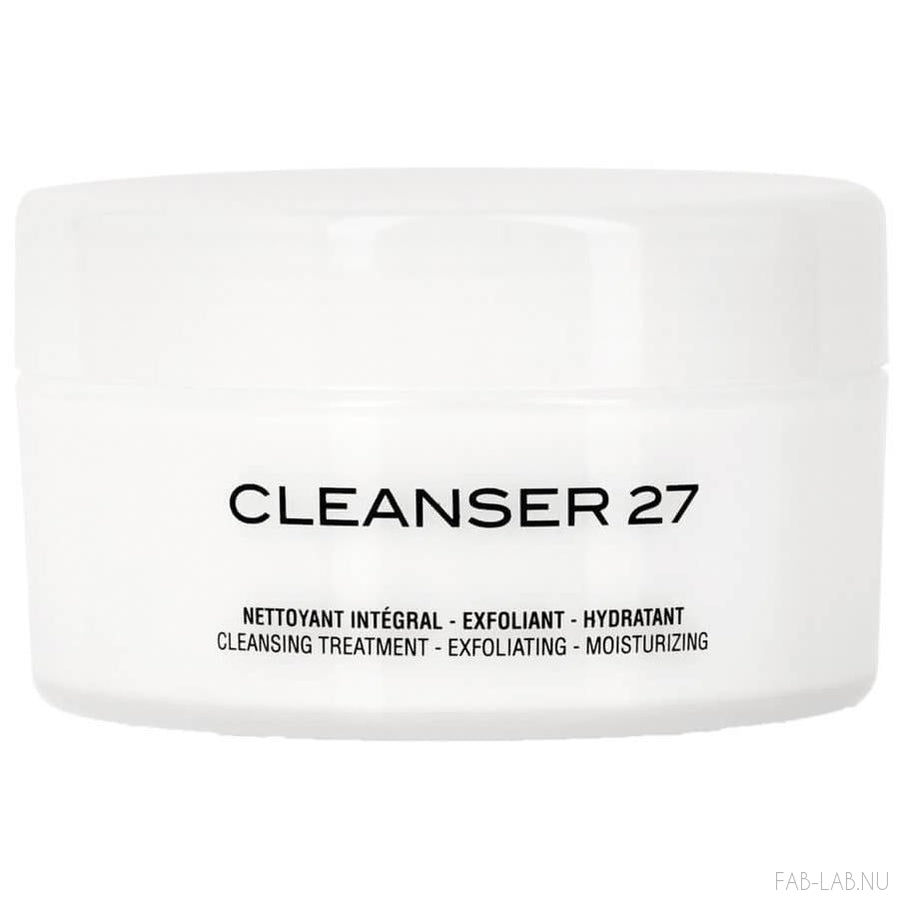 Cleanser 27 - Bio-balancing Cleansing Balm - Cosmetics 27