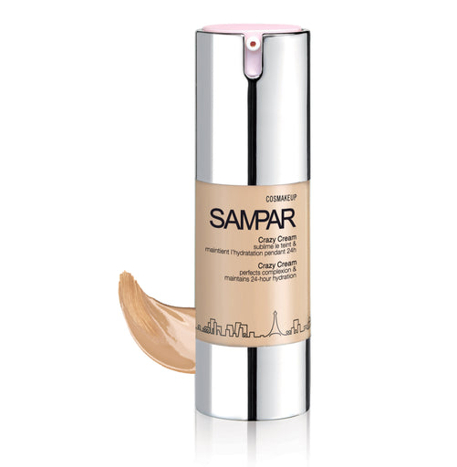 Crazy Cream Nude - Sampar