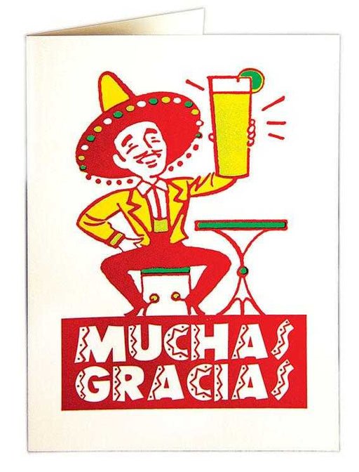 Gracias - Thank You - The Archivist Gallery