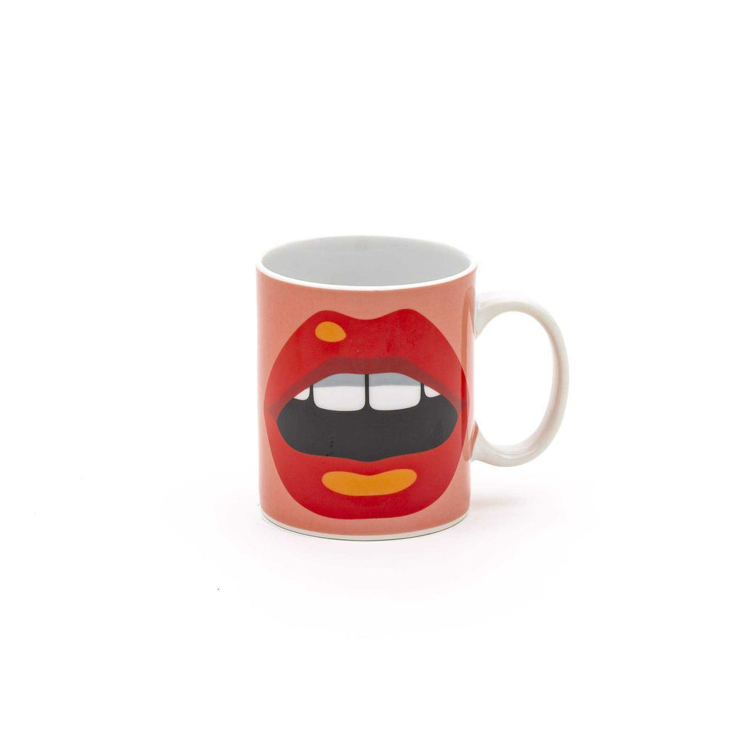 Mouth - Mug - Seletti