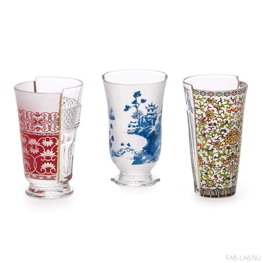 Hybrid Cocktail Glasses - Clarice - Seletti
