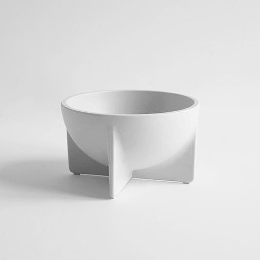 Standing Bowl - Bone - Fort Standard