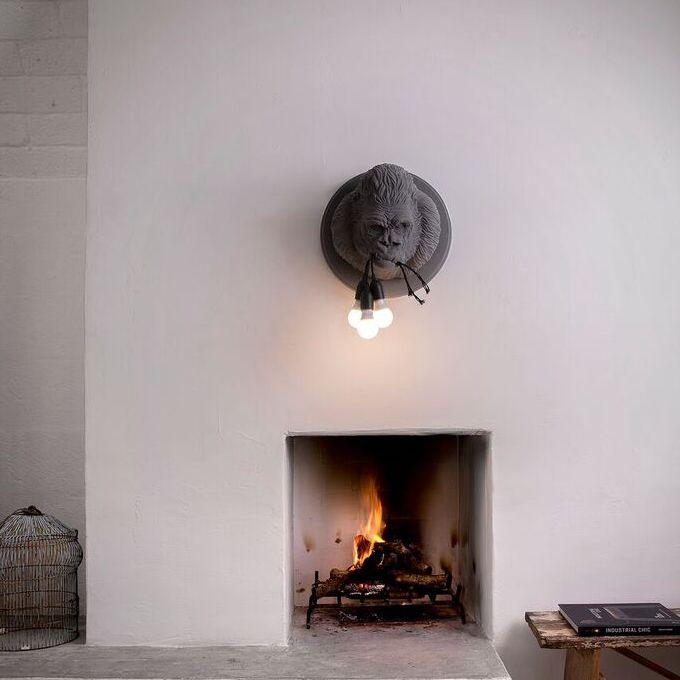 Ugo Rilla Wall Lamp - Grey - Karman