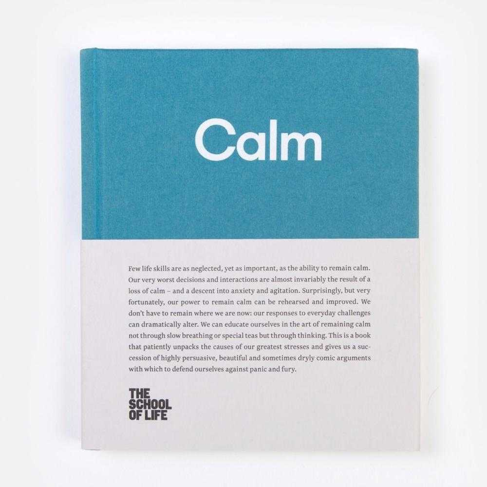 Calm - The School of Life | FABLAB AB