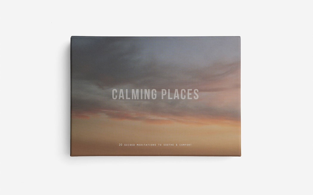 Calming Places - THE SCHOOL OF LIFE