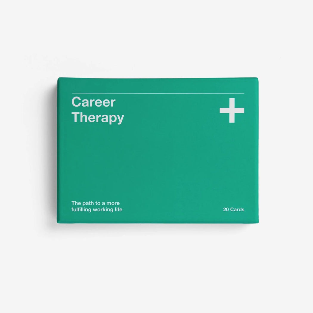 CAREER THERAPY - THE SCHOOL OF LIFE