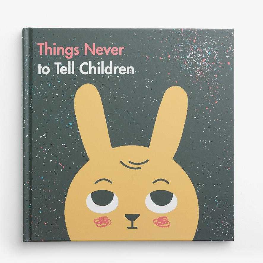Things to Never Tell Children - The School of Life | FABLAB AB