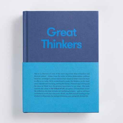 Great Thinkers - The School of Life | FABLAB AB