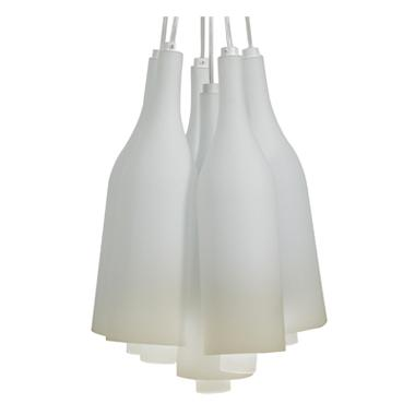 Bacco Multi Pendant  - White  - Karman
