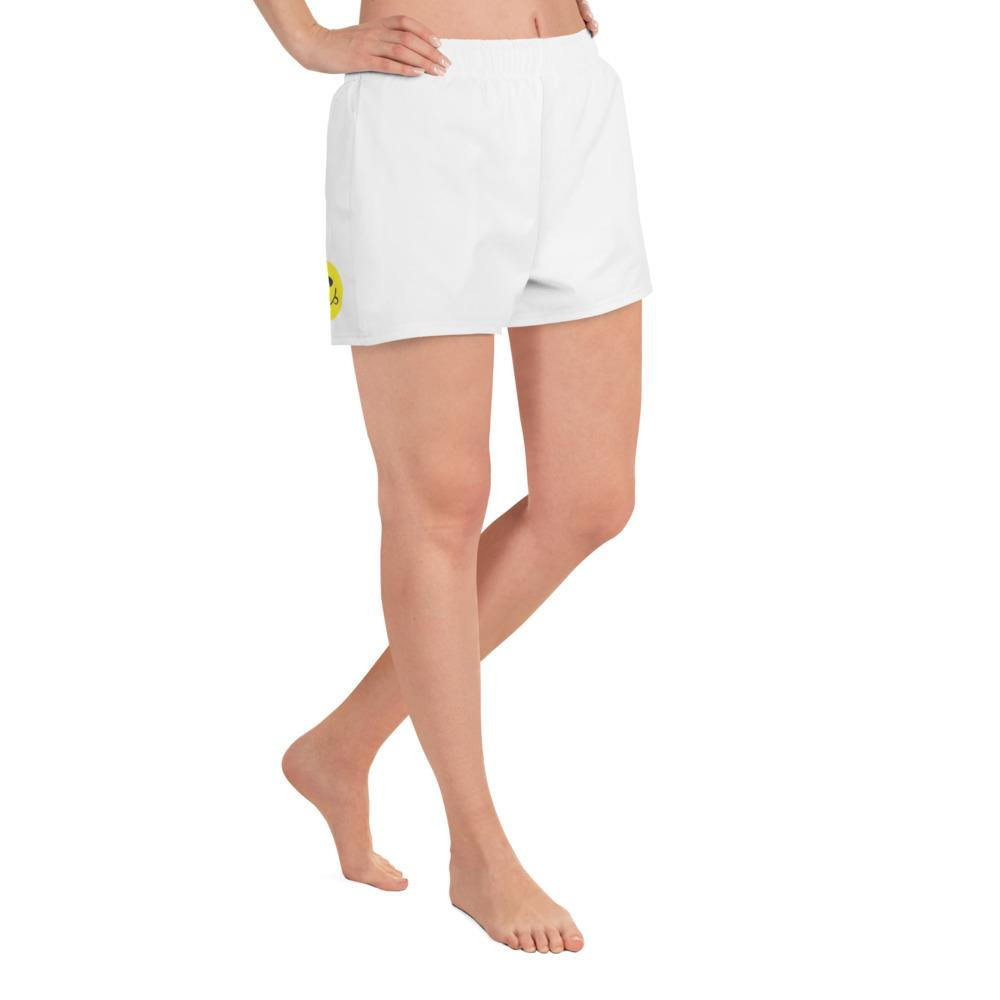 FABLAB Emoji Women's Athletic Shorts | FABLAB AB