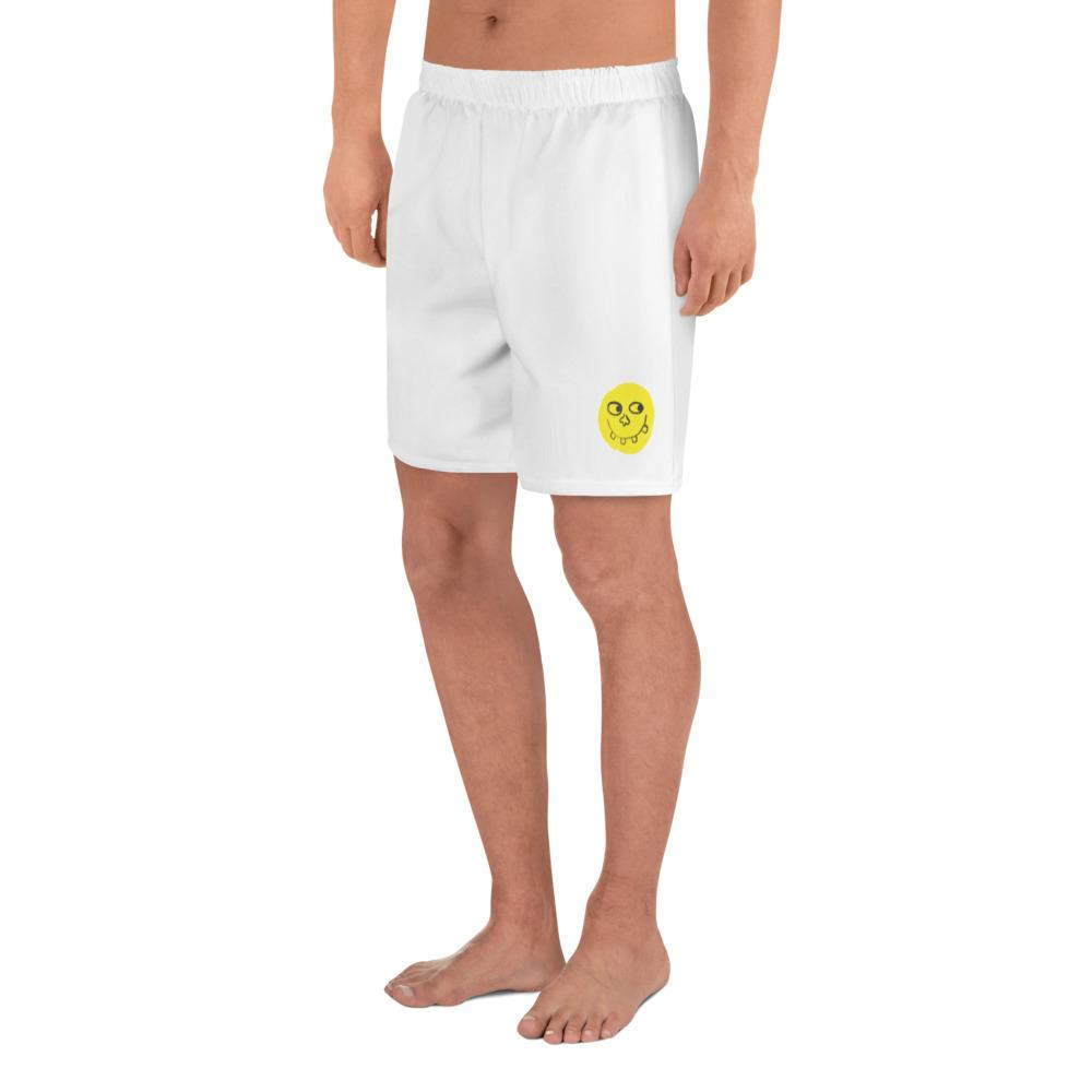 FABLAB Emoji Men's Athletic Long Shorts | FABLAB AB