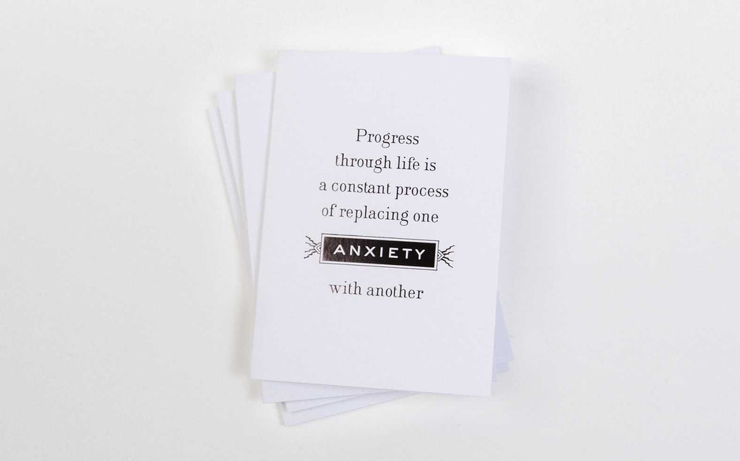 Pessimistic Greeting Cards - The School of Life