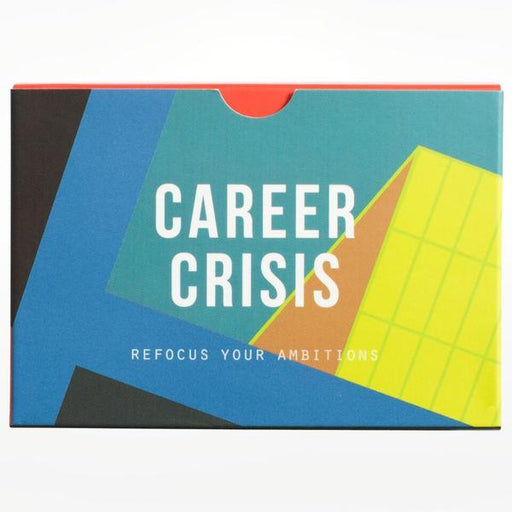 Career Crisis Prompt Cards - The School of Life
