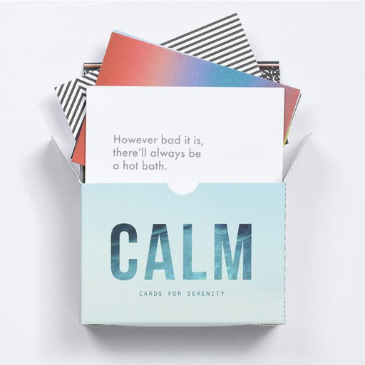 Calm Prompt Cards - The School of Life | FABLAB AB