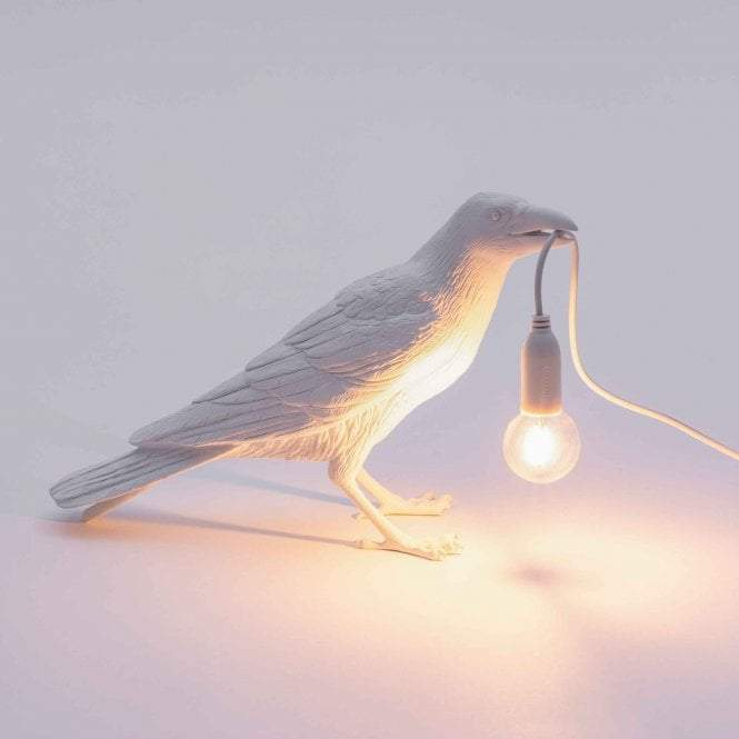 Bird Lamp - White - Seletti | FABLAB AB
