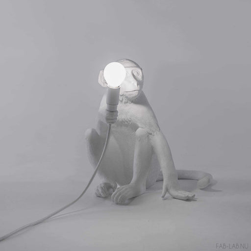 The Monkey Lamp - Sitting - Seletti | FABLAB AB